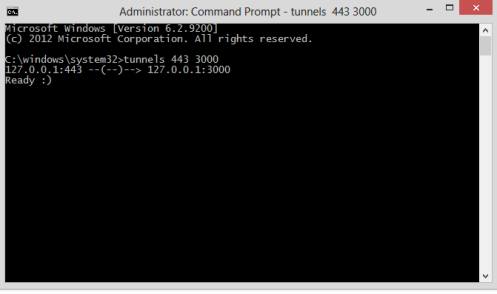 TunnelsUsingCommandprompt