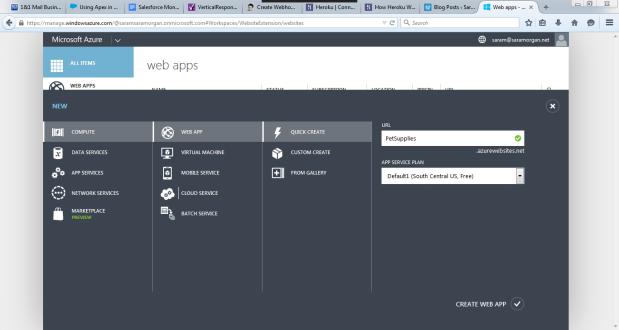 AzureWebApps
